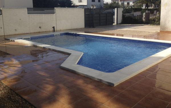 Piscina Gunite
